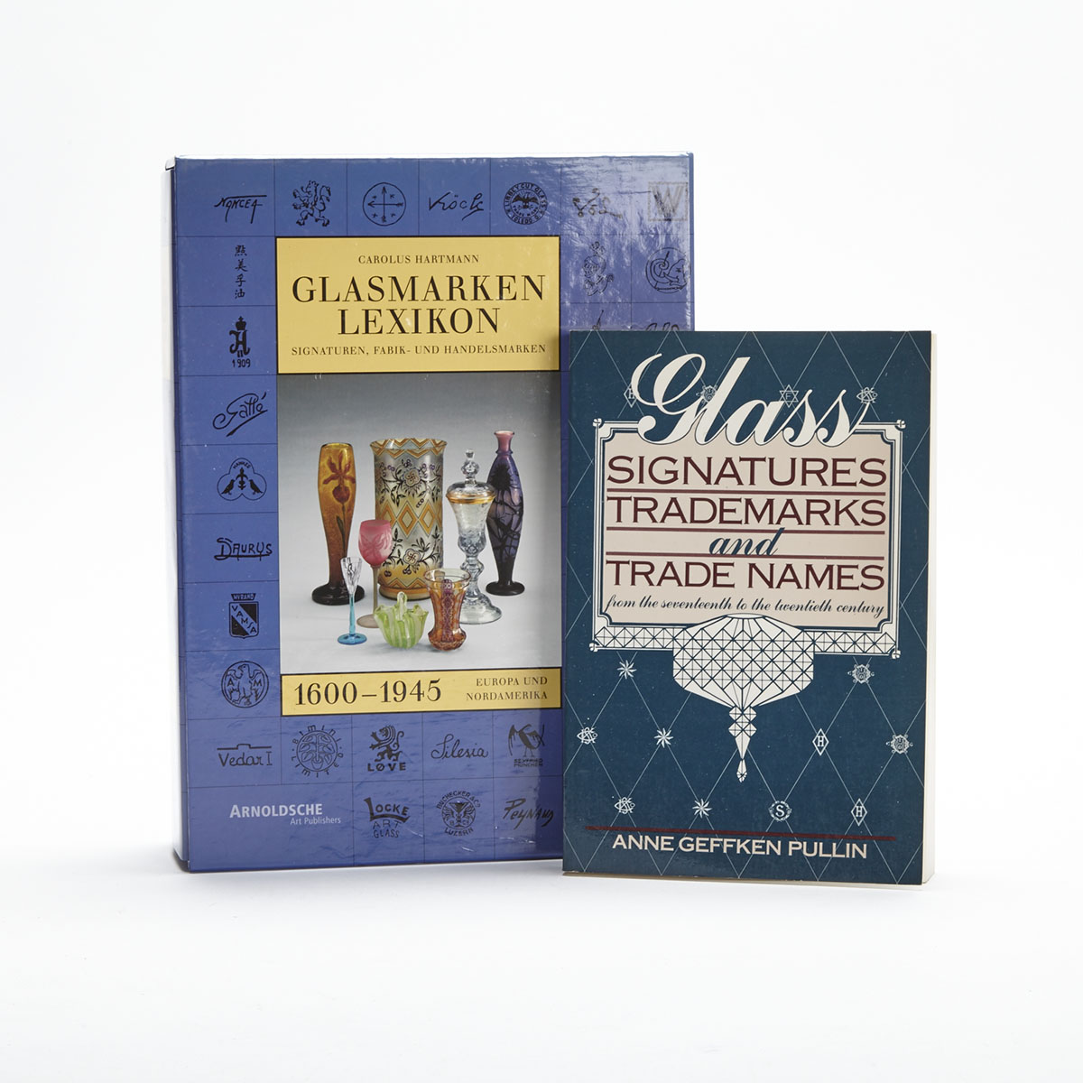 Glass Marks (2 volumes)