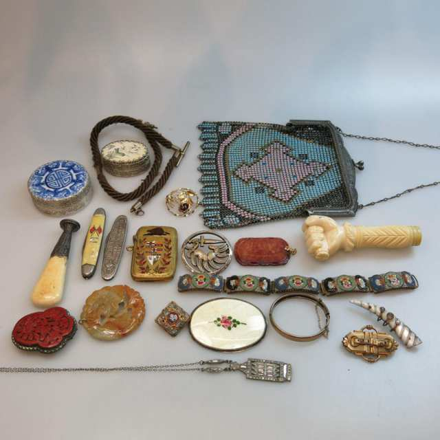 Quantity Of Various Jewellery, Etc