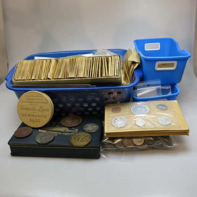 Large Quantity Of Coins