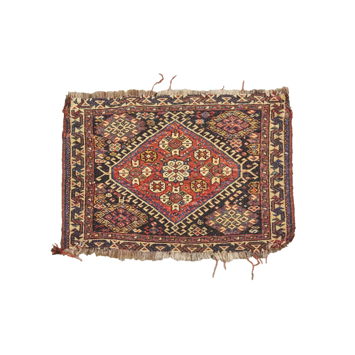 Qashqai Bag Face, c.1900, Persian