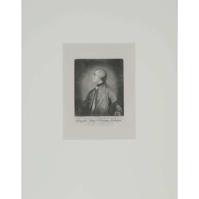 Charles C. Spooner (Circa 1720-1767) After H. Smith (18th Century)