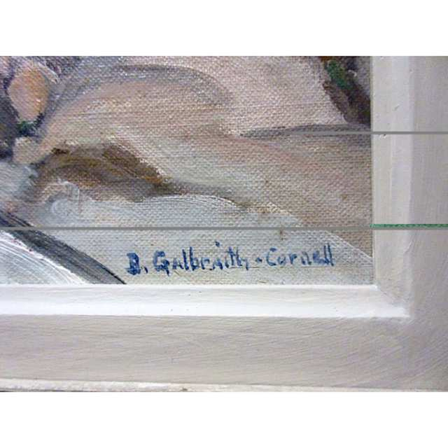 BETTY GALBRAITH-CORNELL (CANAIDAN, 1916-2012)