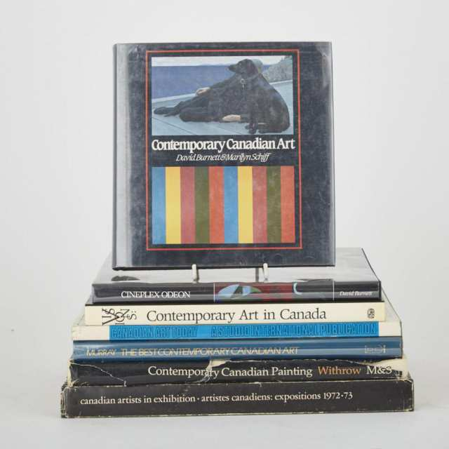 Canadian Art (7 volumes)