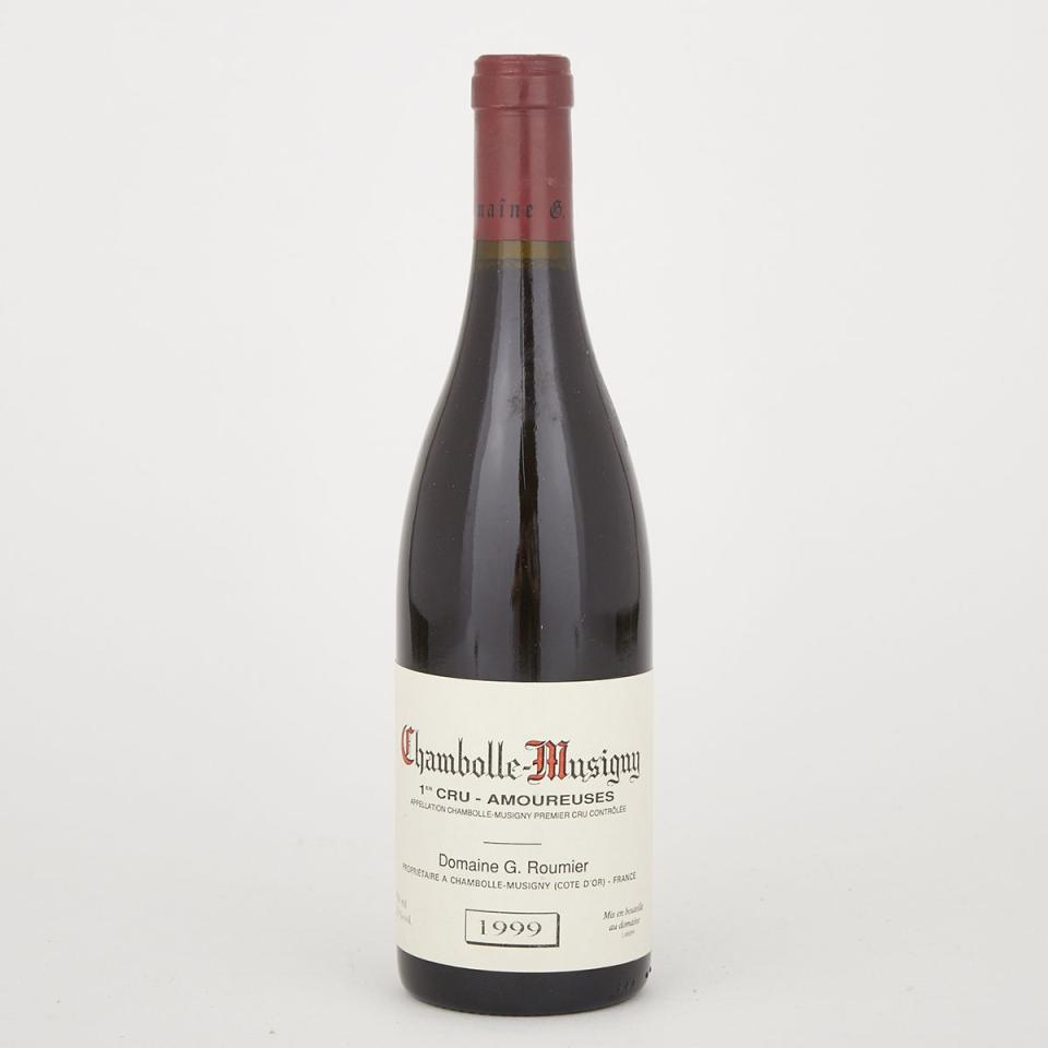 DOMAINE ROUMIER CHAMBOLLE-MUSIGNY LES AMOUREUSES 1999 (1)