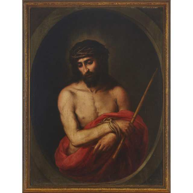 Attributed to the Workshop of Bartolome Esteban Murillo (1618-1682)