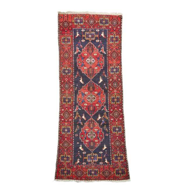 East Caucasian Long Rug, middle to late 20th century