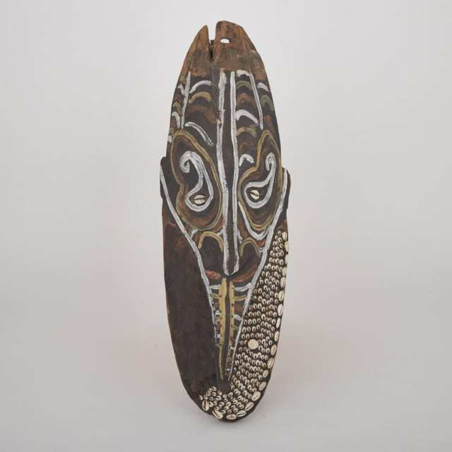 Iatmul Mwai Spirit Mask, Middle Sepik River, Papua New Guinea