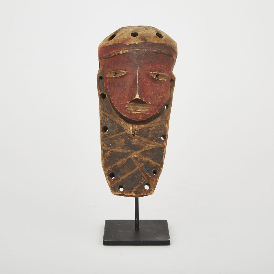 Pende Mask, Democratic Republic of Congo, Central Africa