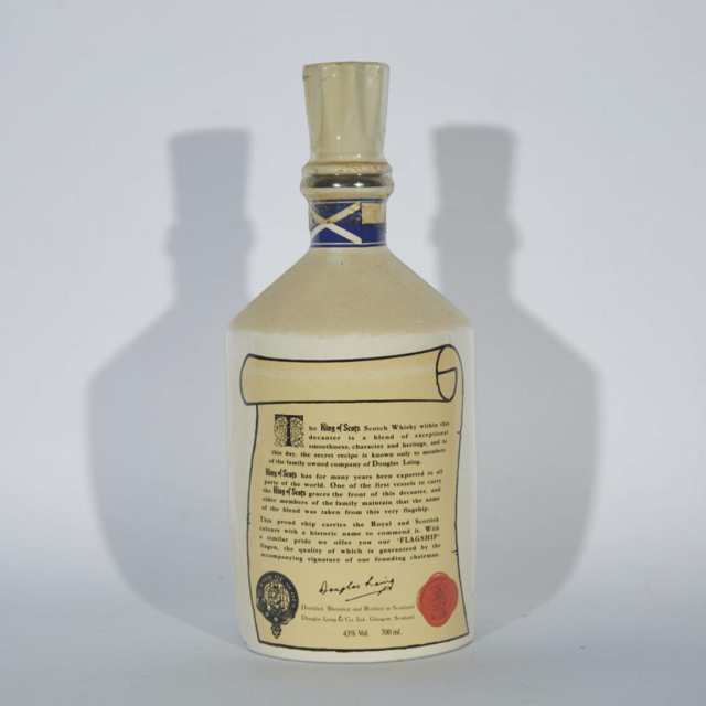 KING OF SCOTS SCOTCH WHISKY  (1 700 ML)