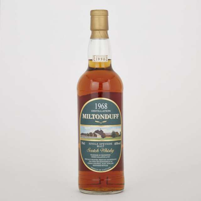 MILTONDUFF SINGLE MALT SCOTCH WHISKY  (1 700 ML)