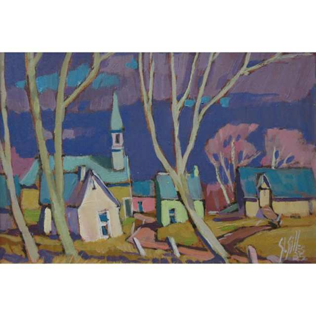 ST. GILLES (CANADIAN, 1956-)