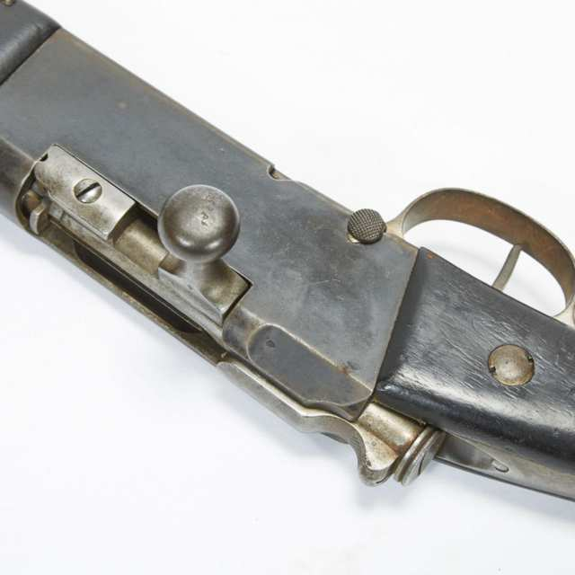 French Lebel Model 1886/M93 Bolt Action Rifle with Bayonet, after 1893