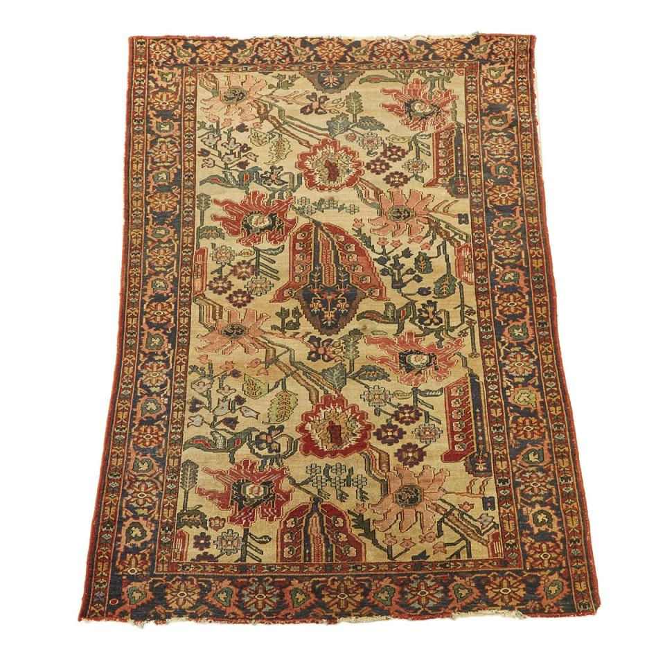 Feraghan Rug, Persian, late 19th century