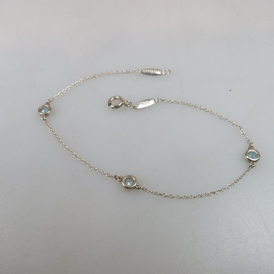 Tiffany & Co. Elsa Peretti Diamonds By The Yard Bracelet