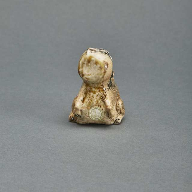 Martin Brothers Stoneware Small Grotesque Creature, c.1890