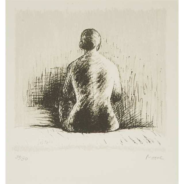 Henry Moore (1898 - 1986)
