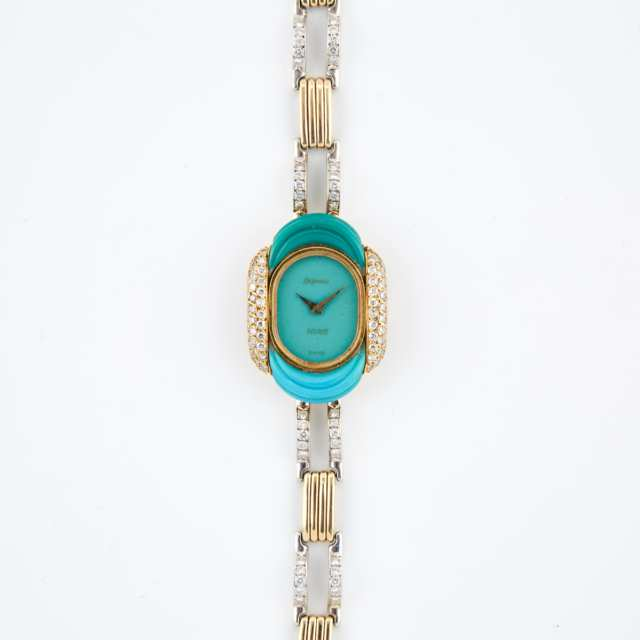 Lady's De Laneau Wristwatch
