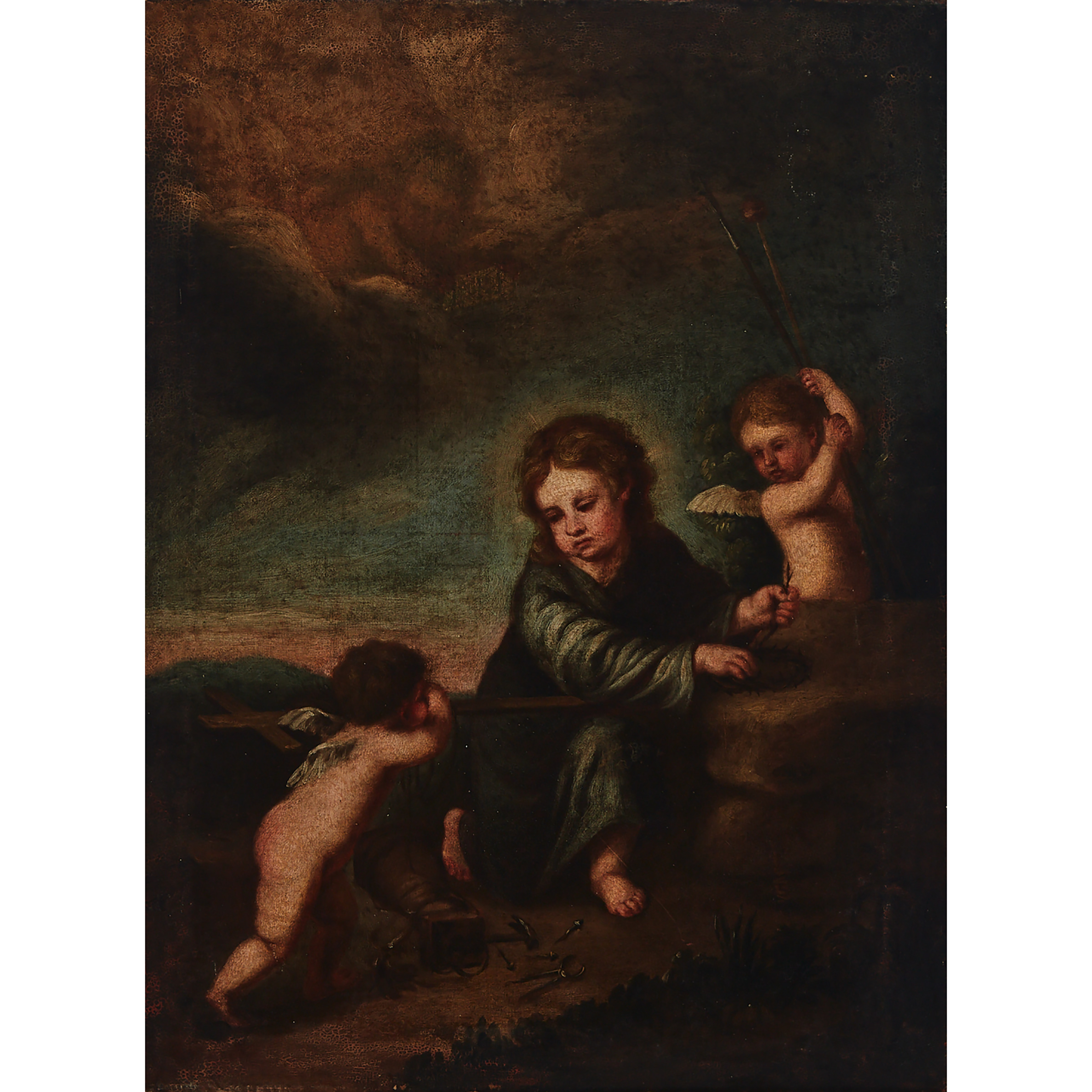 Follower of Bartolomé Esteban Murillo (1617-1682)