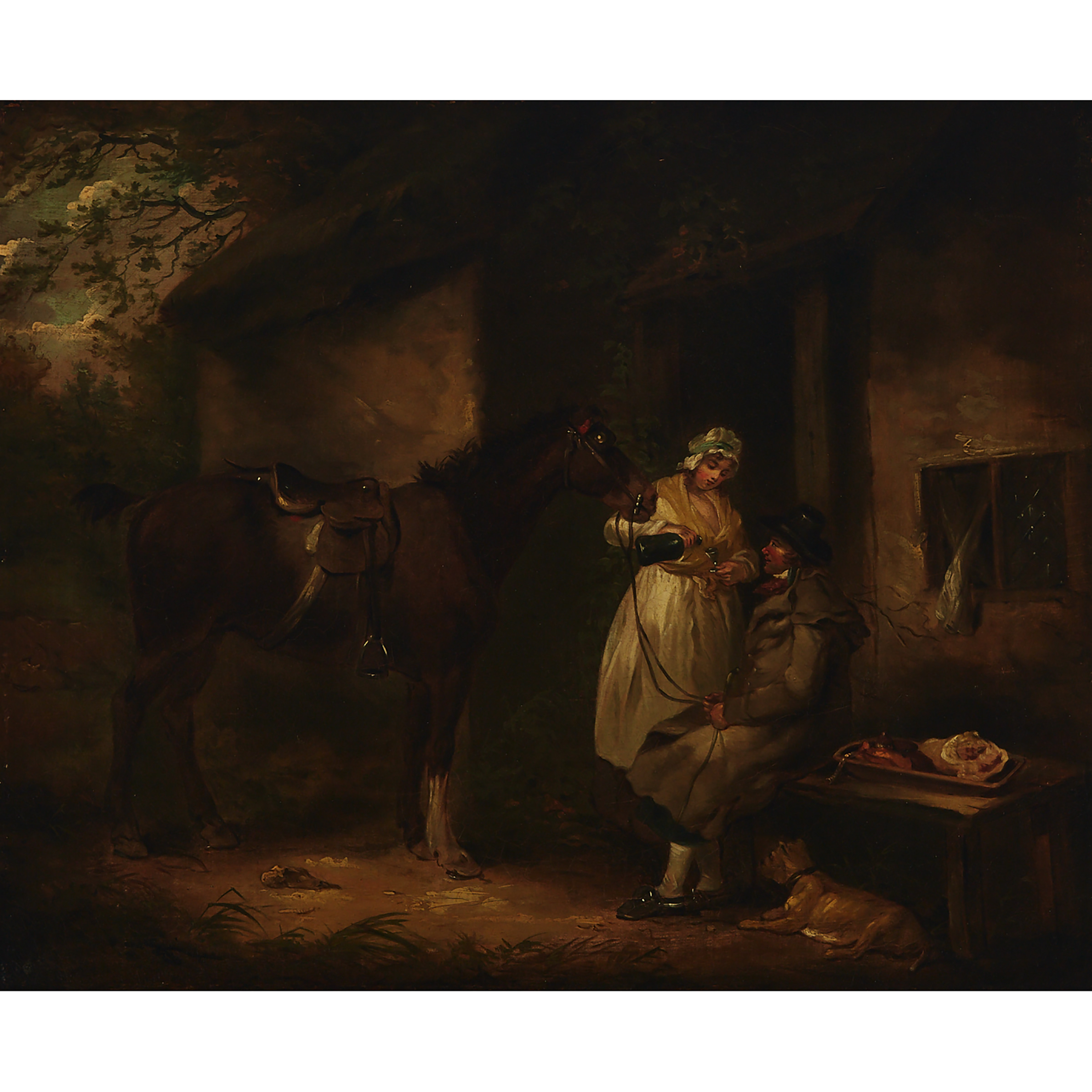Follower of George Morland (1763-1804)
