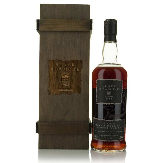 BLACK BOWMORE FINEST ISLAY SINGLE MALT SCOTCH WHISKY 30 YEARS (ONE 70 CL)
