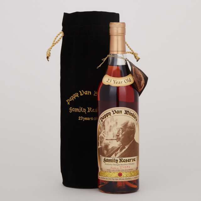 Pappy Van Winkle's Family Reserve Kentucky Straight Bourbon Whiskey