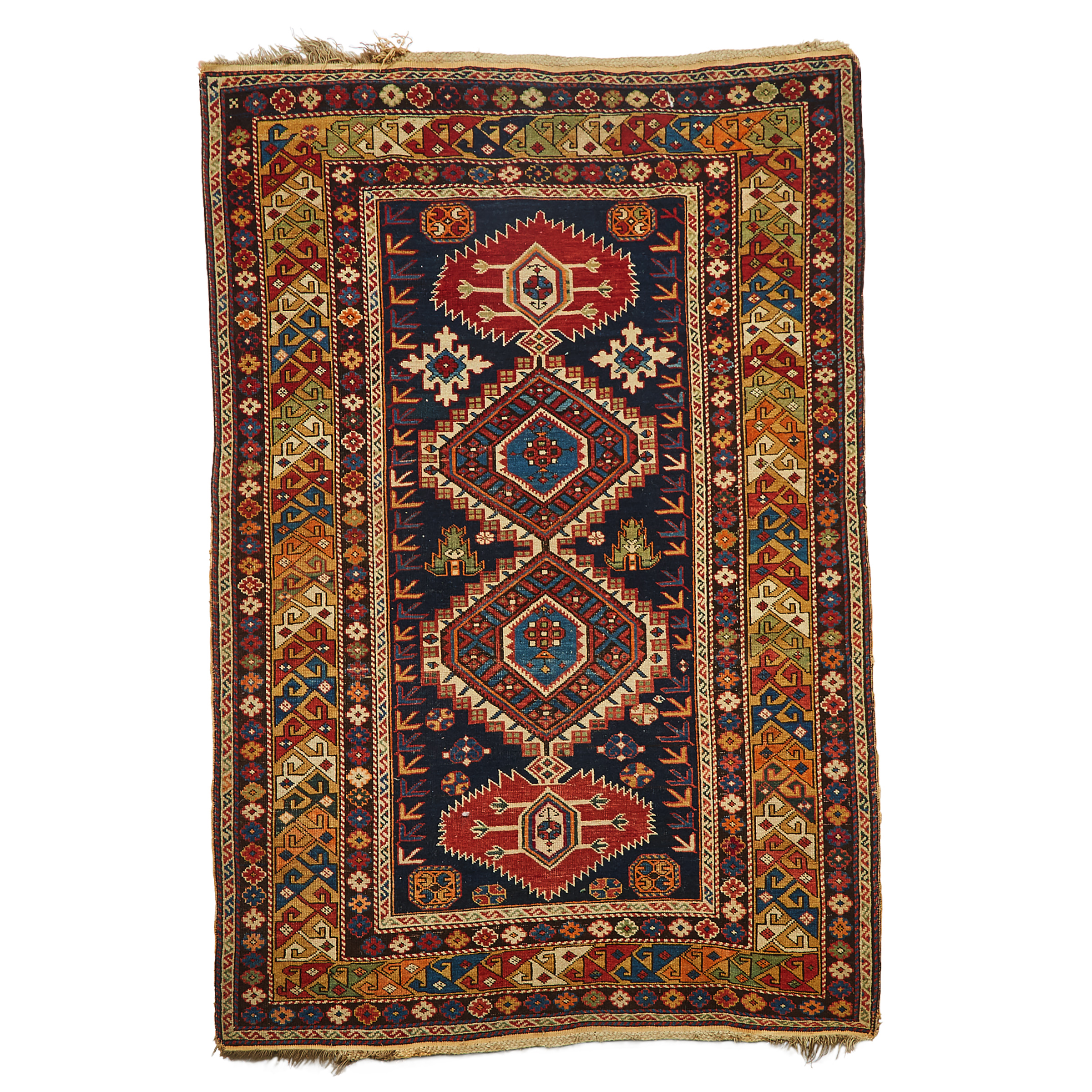 Shirvan Rug, Caucasian, late 19th/ early 20th century