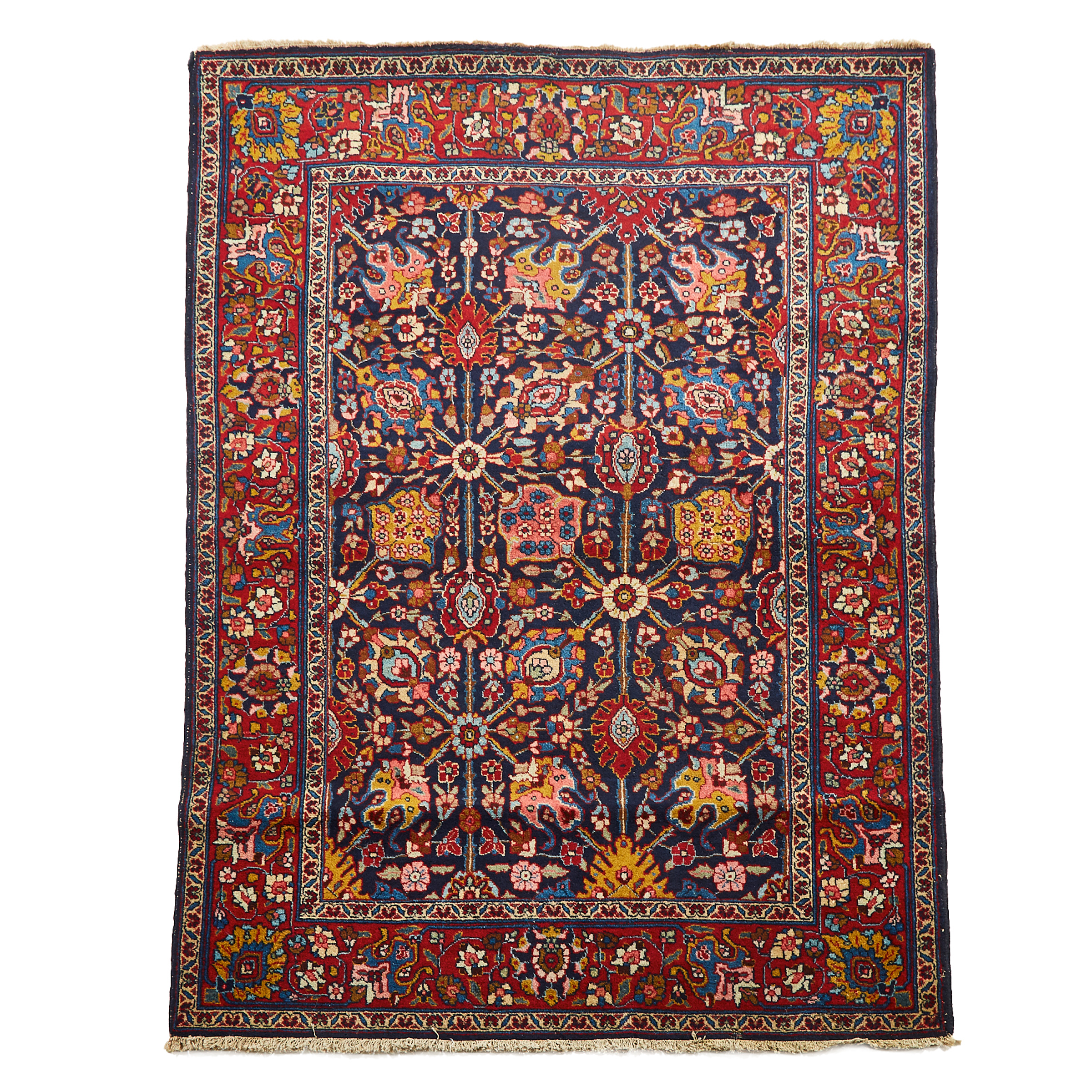North Persian Rug, mid 20th century