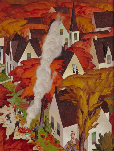 Wealth of Choice at Waddington's Fall Auction of Canadian Art