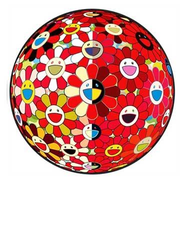 Takashi Murakami featured in Contemporary Asian Arts exhibit in Toronto