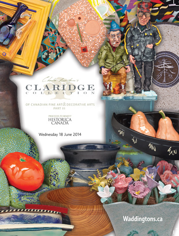 Charles Bronfman's Claridge Collection Auction: Part III
