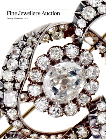 Diamond Magazine Cover