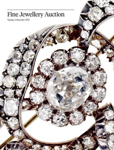 Diamond Magazine Cover