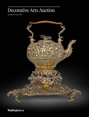Decorative Arts Auction – Spring 2014