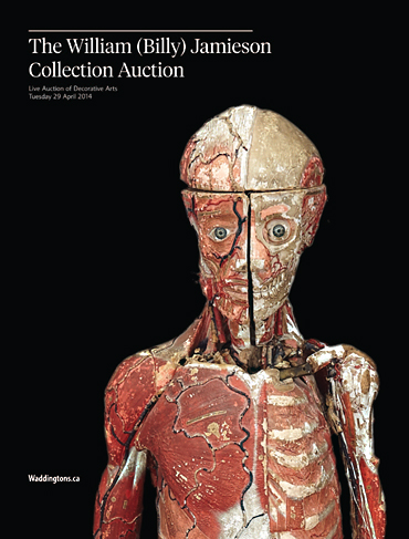 The William (Billy) Jamieson Collection Auction