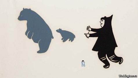 Inuit Art, Prints of Nature – The Economist