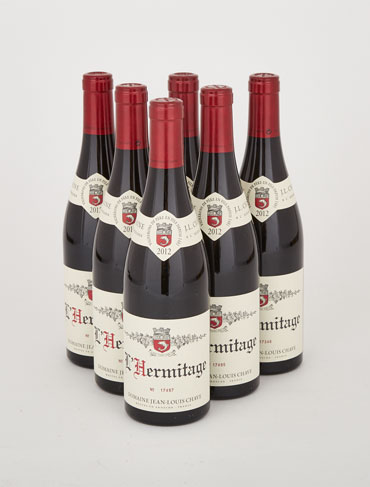 Fine Wine AuctionFeatures Lots Rated 100 points by Robert Parker's Wine Advocater