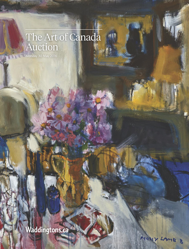 Works by Artistic Masters Representing the Art of Canada