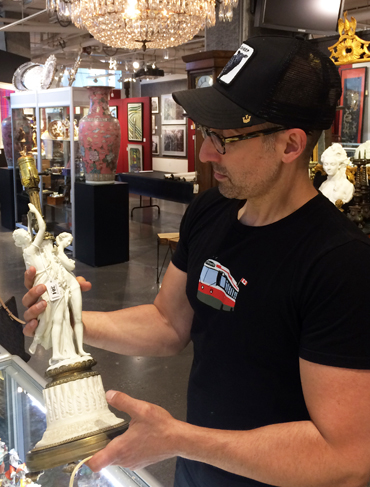 Professional Artist and Pro-Auction Participant Mark Gleberzon Shares His Tips