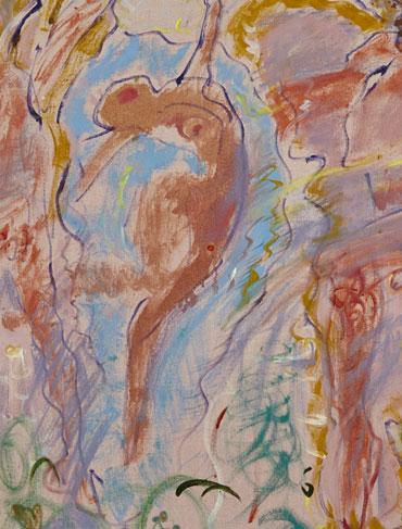 Linda Rodeck talks aboutchange, contrast and juxtaposition