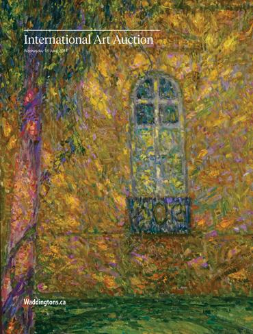 Spring 2014 International Art Auction