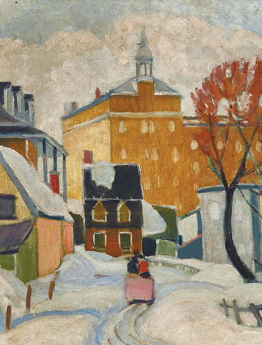 November's Rich Offering – Our Fall Canadian Art Auction