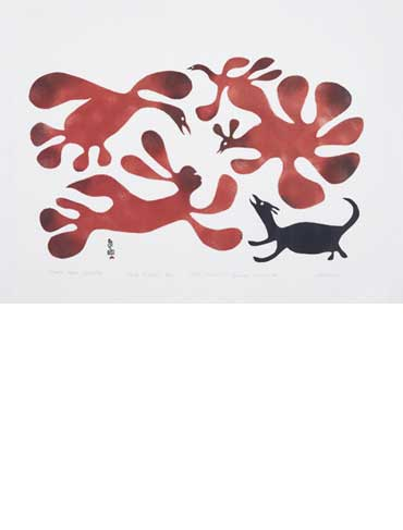 Inuit Art Sale at Waddington's in Toronto, Judith Miller for The Telegraph