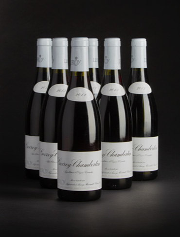 Legendary Wines at Auction