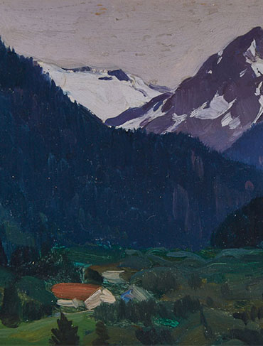 Canadian Art Select: Canadians at Home and Abroad