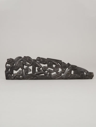 Haida Panel Pipe: An Illustrious Provenance