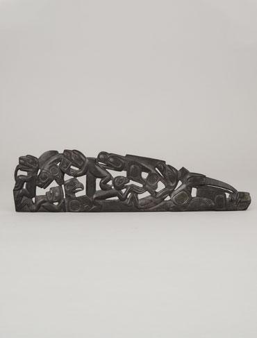 Haida Panel Pipe: An Illustrious Provenance