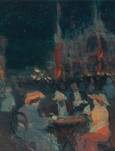 The Canadian Impressionist: Clarence Gagnon