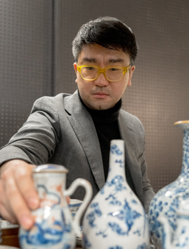 Meet the New Director of Our Asian Art Department