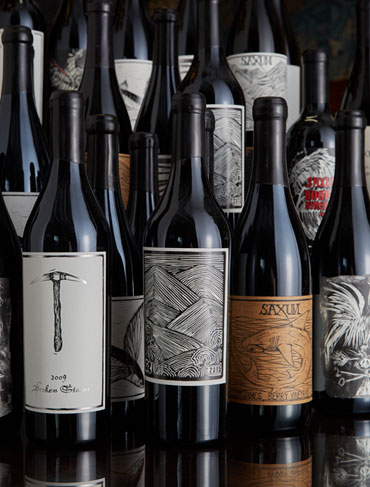 Saxum, Sine Qua Non and Other California Cult Wines