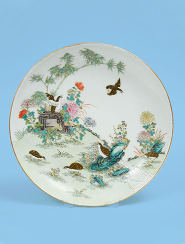 Famille Rose Ceramics in Our Asian Art Auction
